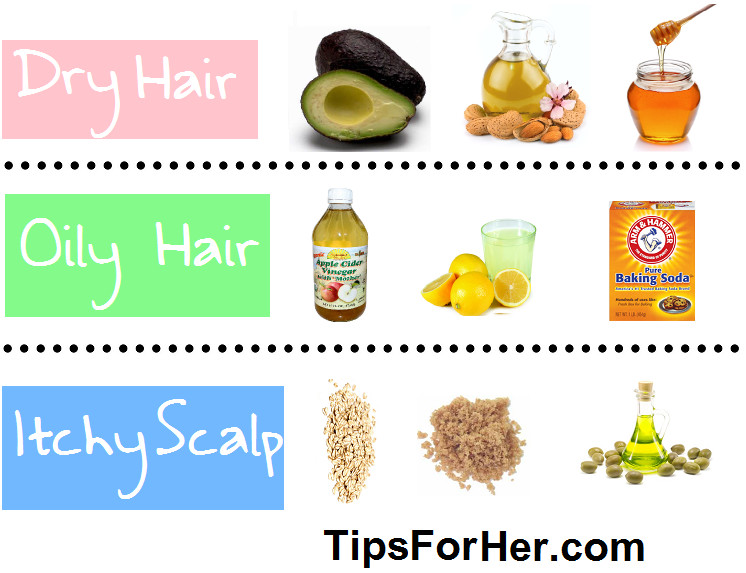 Best ideas about DIY Hair Masks For Oily Hair . Save or Pin DIY Hair Masks for itchy scalp dry and oily hair Now.