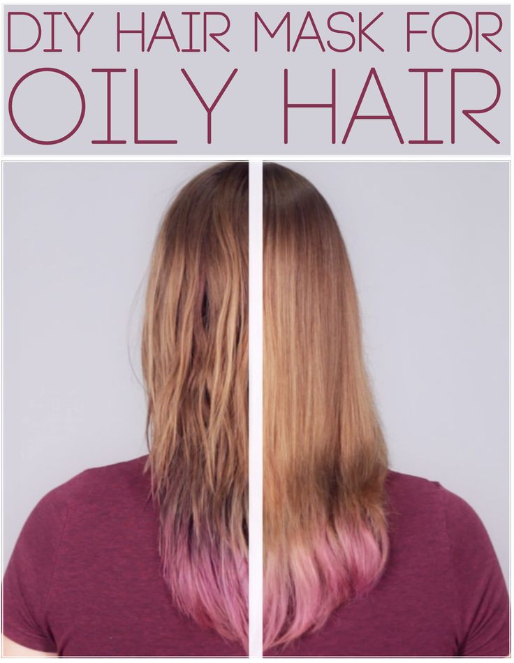 Best ideas about DIY Hair Masks For Oily Hair . Save or Pin DIY Natural Hair Mask for Oily Hair 1 4 Cup Apple Cider Now.