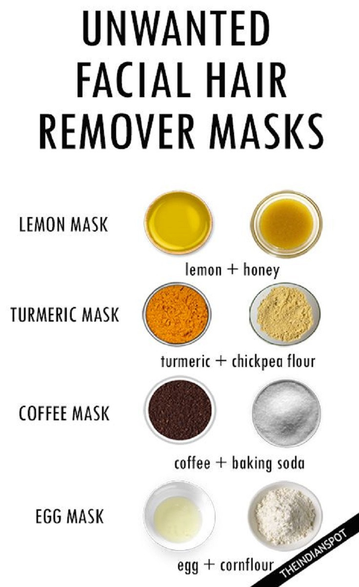 Best ideas about DIY Hair Removal Cream . Save or Pin 9 Unwanted Hair Removal DIYs for Smooth and Beautiful Skin Now.