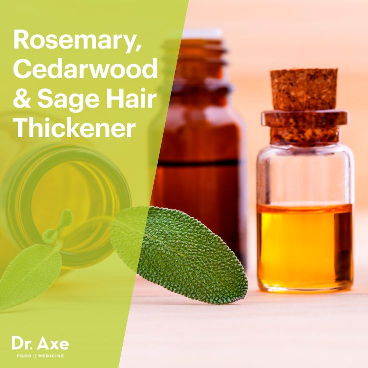 Best ideas about DIY Hair Thickener . Save or Pin Rosemary Cedarwood & Sage Hair Thickener Now.