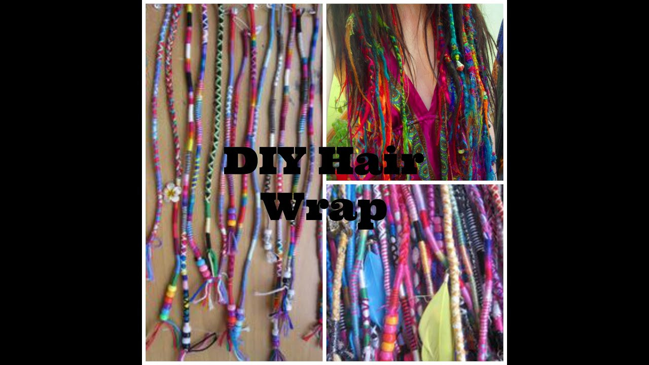 Best ideas about DIY Hair Wraps . Save or Pin DIY Hair Wrap Tutorial Now.