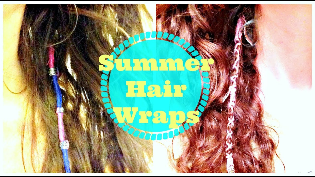Best ideas about DIY Hair Wraps . Save or Pin DIY Summer Hair Wraps Now.