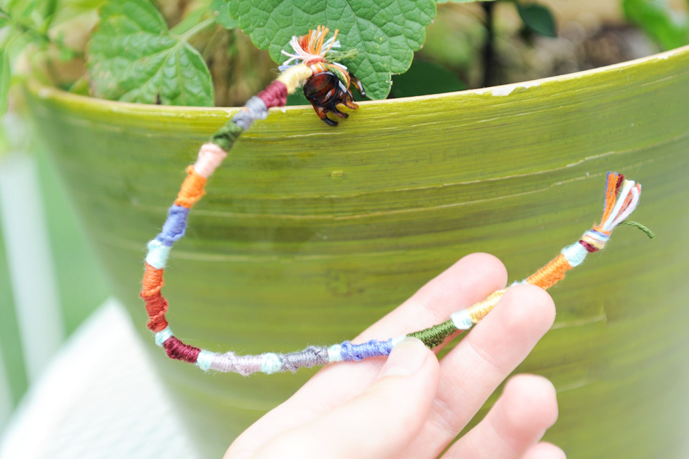 Best ideas about DIY Hair Wraps . Save or Pin Paper Raindrops Faux hair wrap DIY Now.