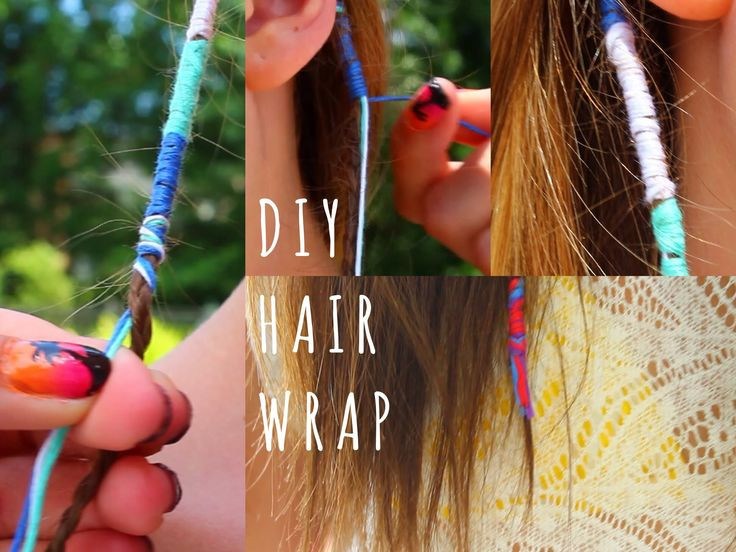 Best ideas about DIY Hair Wraps . Save or Pin 25 Best Ideas about Hair Wrap String on Pinterest Now.