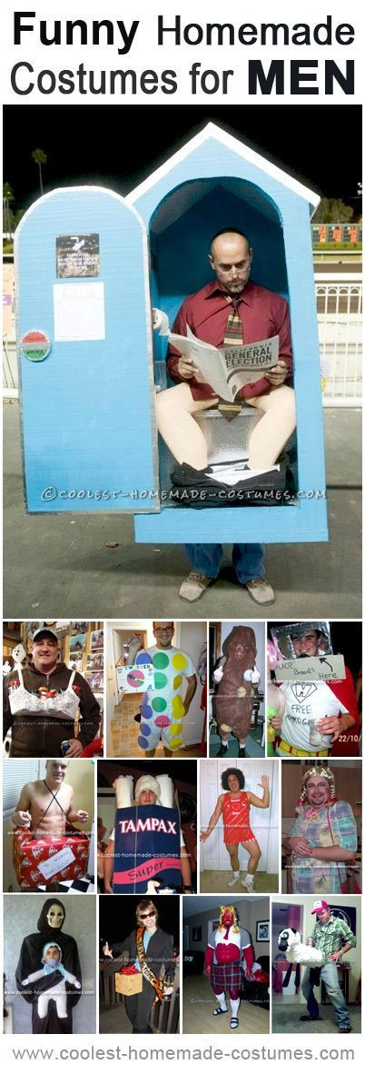 Best ideas about DIY Halloween Costumes For Adults Funny . Save or Pin 25 best ideas about Funny adult costumes on Pinterest Now.