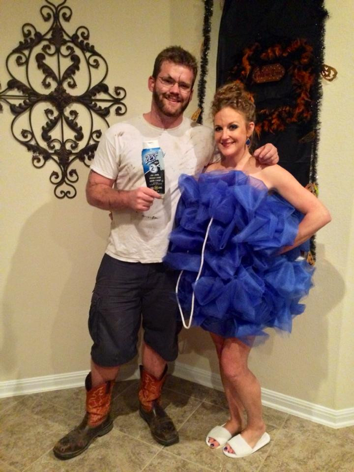 Best ideas about DIY Halloween Costumes For Adults Funny . Save or Pin My friends are crafty Homemade Halloween costumes for Now.