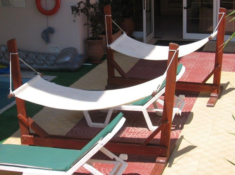 Best ideas about DIY Hammock Stand Plans . Save or Pin diy hammock stand brackets Google Search Now.