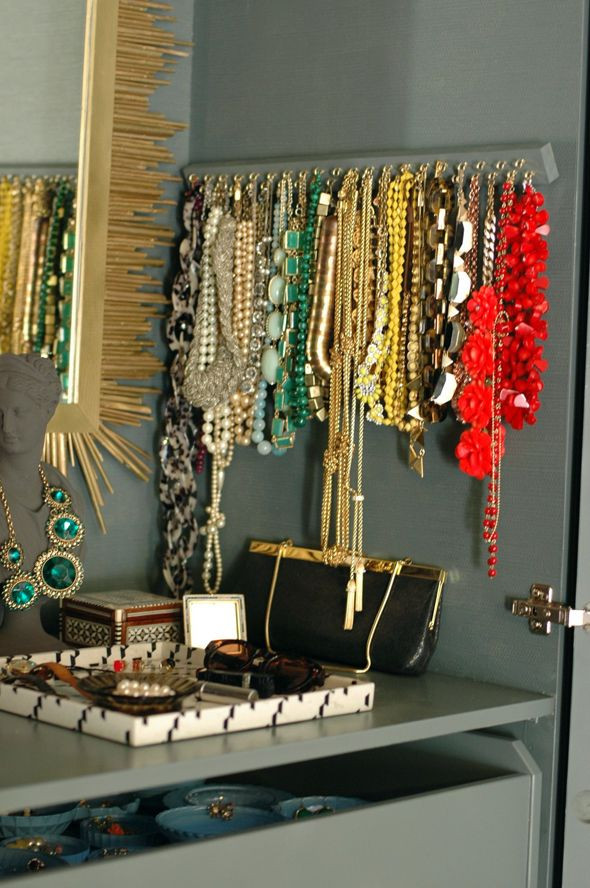 Best ideas about DIY Hanger Organizer . Save or Pin Best 25 Necklace hanger ideas on Pinterest Now.