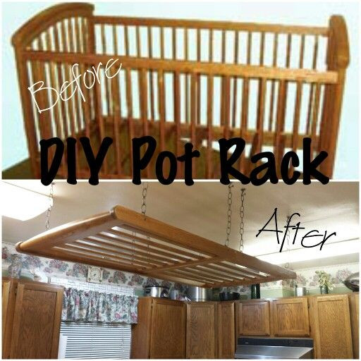 Best ideas about DIY Hanging Pot Racks . Save or Pin 1000 images about diy hanging pot rack on Pinterest Now.