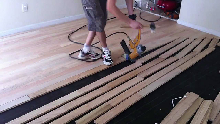 Best ideas about DIY Hardwood Floor Install . Save or Pin Coast Floors Weighs Pros & Cons of DIY vs Professional Now.