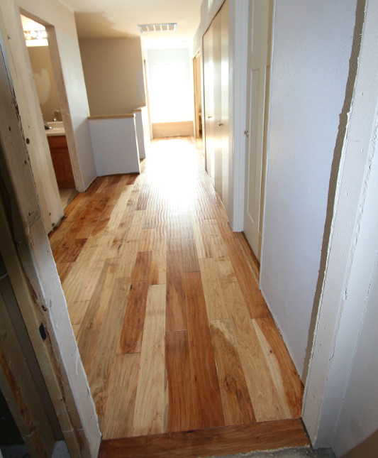 Best ideas about DIY Hardwood Floor Install . Save or Pin DIY Wood Floor Installation Now.