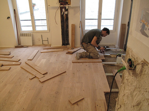 Best ideas about DIY Hardwood Floor Install . Save or Pin Several Good Suggestions for DIY Installing Wooden Now.