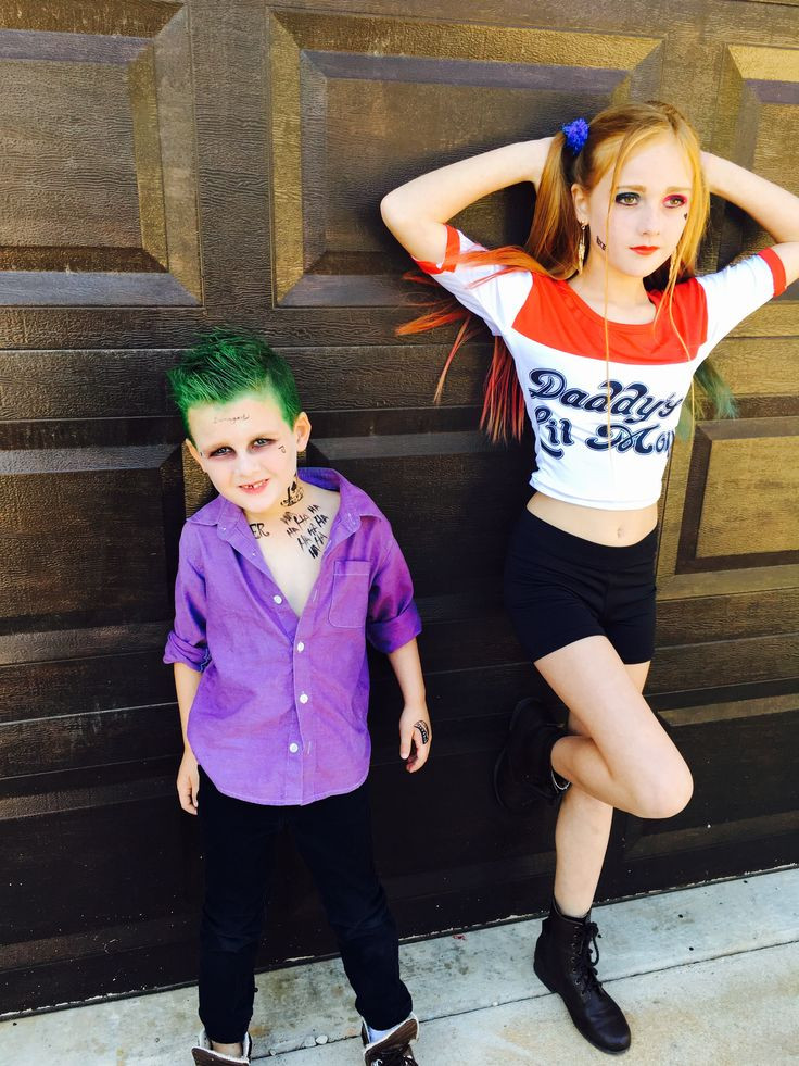 Best ideas about DIY Harley Quinn Costume For Kids . Save or Pin Best 25 Kids joker costume ideas on Pinterest Now.