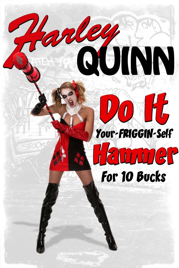 Best ideas about DIY Harley Quinn Costume For Kids . Save or Pin Harley Quinn Cosplay Guide Halloween Costumes Blog Now.