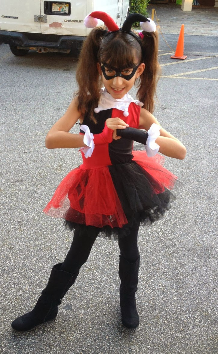 Best ideas about DIY Harley Quinn Costume For Kids . Save or Pin Second Chances Girl a Miami family and lifestyle blog Now.