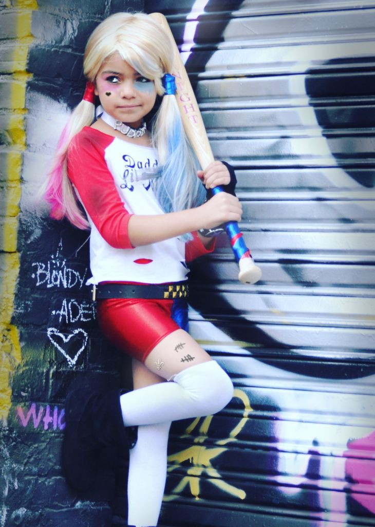 Best ideas about DIY Harley Quinn Costume For Kids . Save or Pin Best 25 Costume for girls ideas on Pinterest Now.