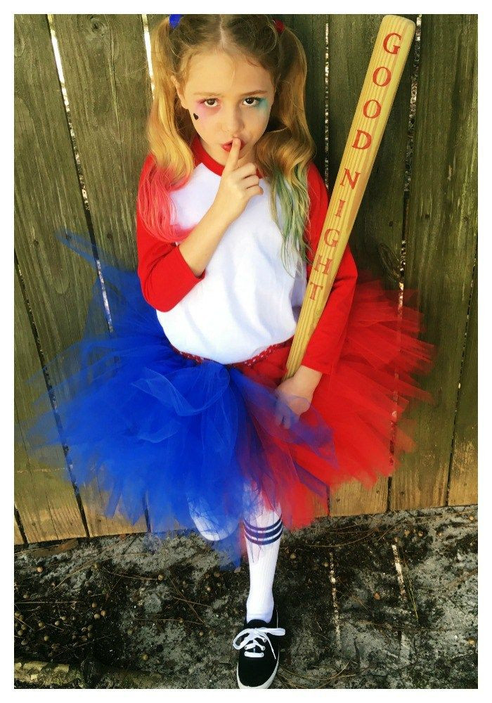 Best ideas about DIY Harley Quinn Costume For Kids . Save or Pin Best 25 Harley quinn kids costume diy ideas on Pinterest Now.
