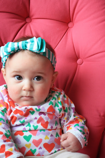 Best ideas about DIY Headband Baby . Save or Pin DIY Baby Gap Headband Copycat Crafts Now.