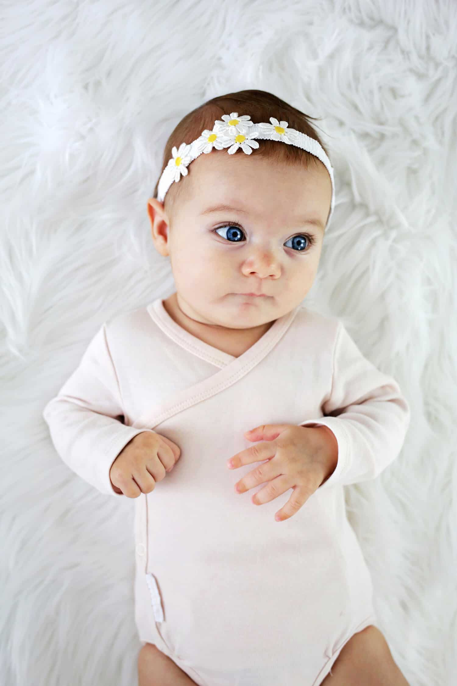 Best ideas about DIY Headband Baby . Save or Pin Baby Headband DIY 3 Ways and No Sew A Beautiful Mess Now.