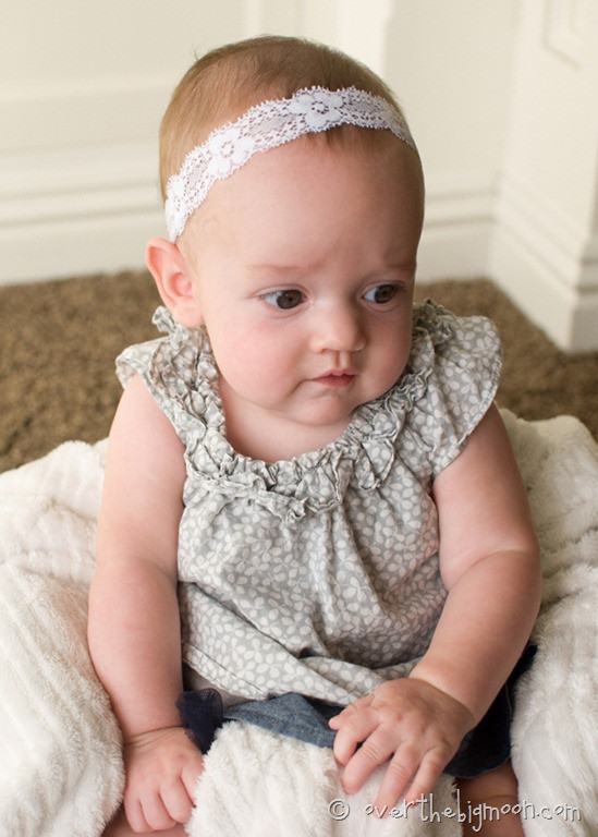 Best ideas about DIY Headbands For Baby . Save or Pin DIY baby headbands Now.