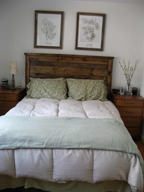 Best ideas about DIY Headboards For Queen Beds . Save or Pin Stunning DIY Projects to Recycle an Old Headboard Now.
