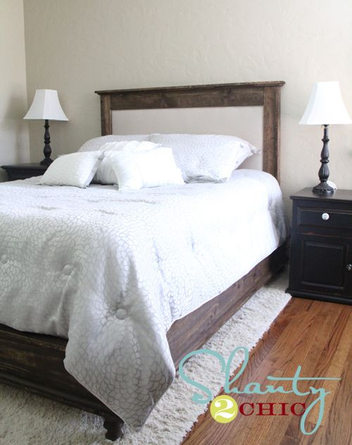 Best ideas about DIY Headboards For Queen Beds . Save or Pin 17 Best images about Platform beds on Pinterest Now.