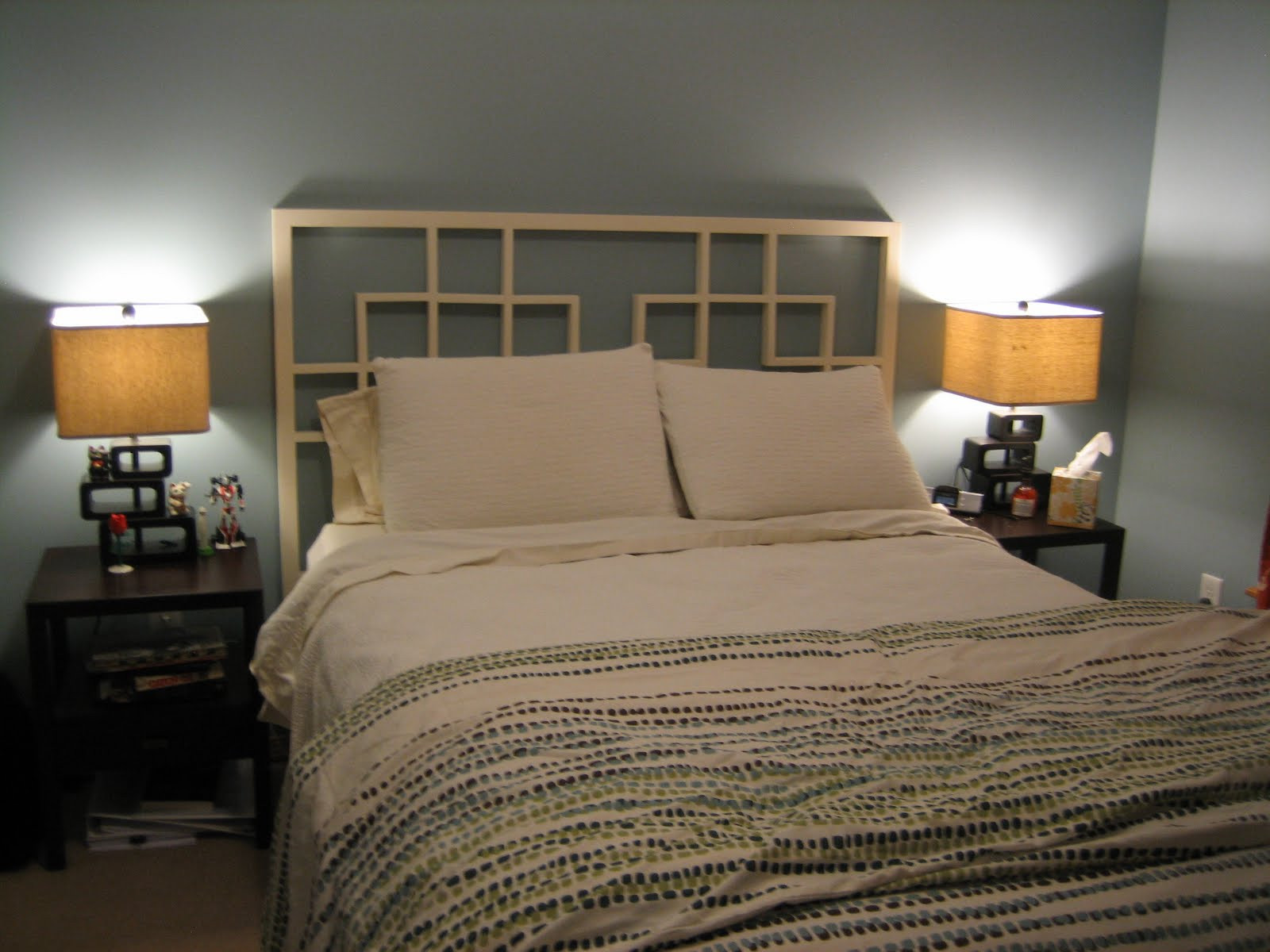 Best ideas about DIY Headboards For Queen Beds . Save or Pin Ana White Now.