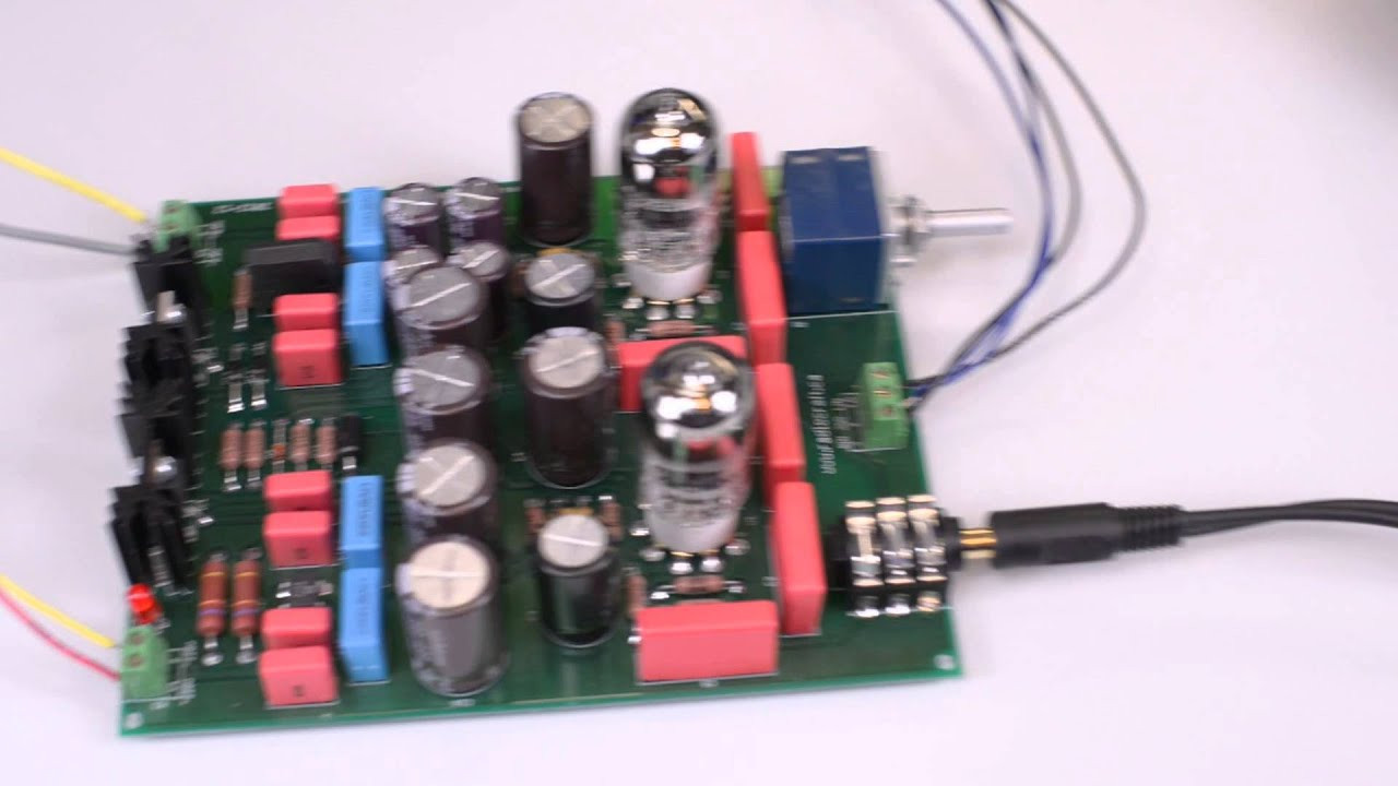 Best ideas about DIY Headphone Amp Kit . Save or Pin Headphone Amplifier Kit Corvette 6922 DIY Now.