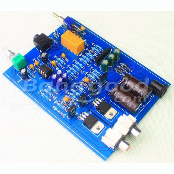 Best ideas about DIY Headphone Amp Kit . Save or Pin DIY HIFI Fever Amp Headphone Amplifier Kit Sale Banggood Now.