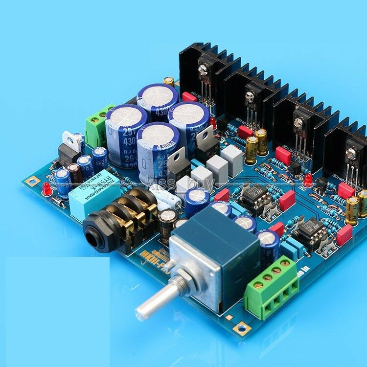 Best ideas about DIY Headphone Amp Kit . Save or Pin 2015 Latest headphone amplifier kit reference to Beyer Now.