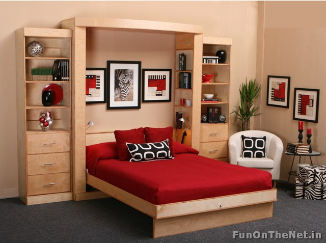 Best ideas about DIY Hide A Bed . Save or Pin 8 creative murphy beds Now.