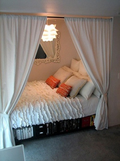 Best ideas about DIY Hide A Bed . Save or Pin Best Hidden Bed Ideas Now.