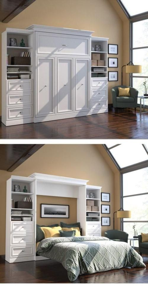 Best ideas about DIY Hide A Bed . Save or Pin Enjoy Some More Convenience Through Diy Murphy Bed Diyever Now.