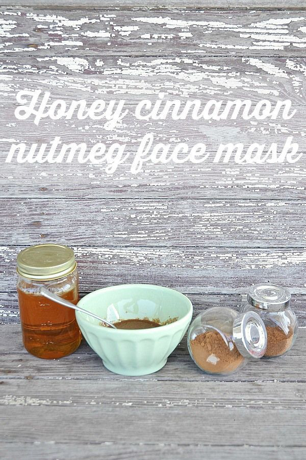 Best ideas about DIY Honey Face Mask . Save or Pin DIY Honey Cinnamon Nutmeg Face Mask Now.