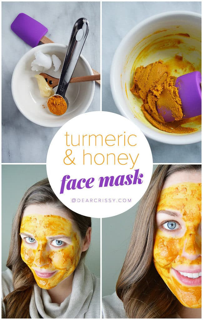 Best ideas about DIY Honey Face Mask . Save or Pin Turmeric Honey Face Mask DIY Turmeric Honey Mask for Acne Now.