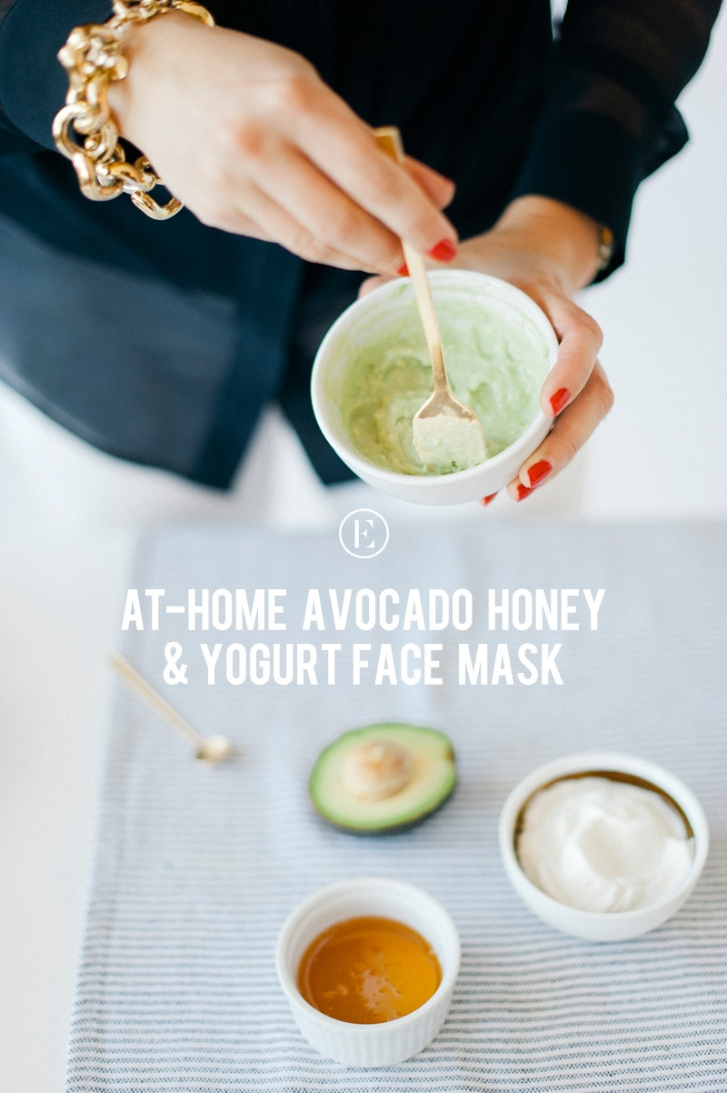 Best ideas about DIY Honey Mask . Save or Pin At Home Avocado Honey & Yogurt Face Mask Now.
