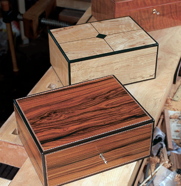Best ideas about DIY Humidor Plans . Save or Pin Free Plan Spanish Cedar Humidor FineWoodworking Now.