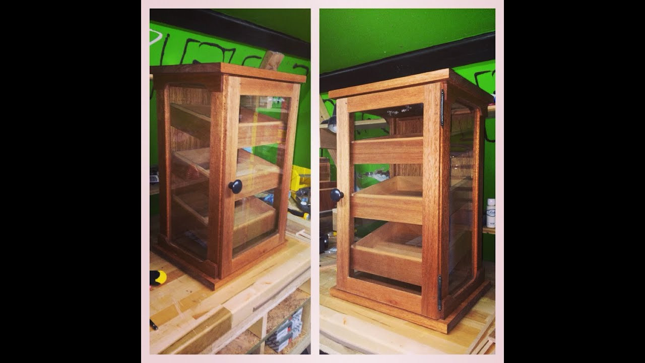 Best ideas about DIY Humidor Plans . Save or Pin How to Build a Humidor Now.