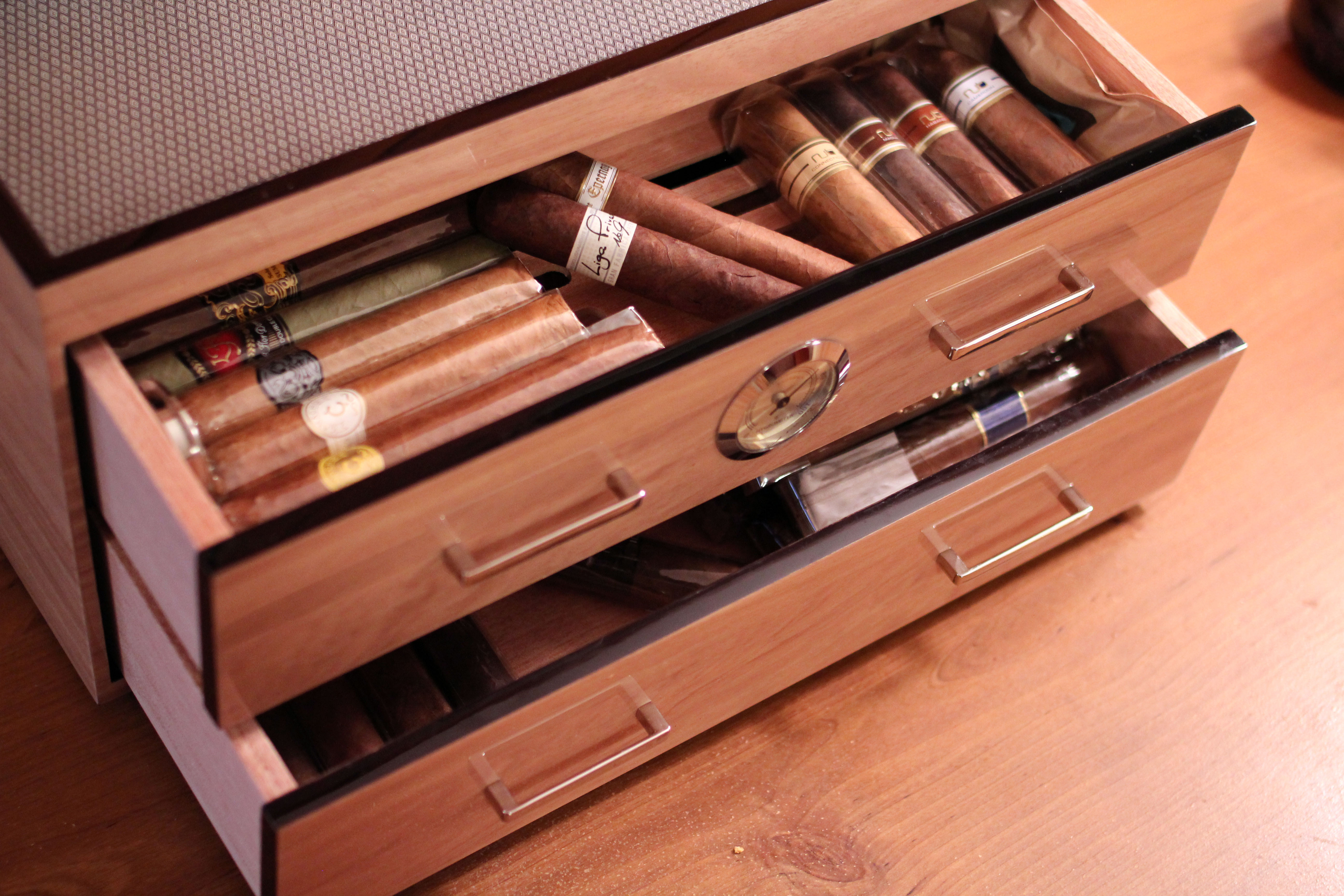 Best ideas about DIY Humidor Plans . Save or Pin Woodworking Plans Humidor Plans Free Download Now.