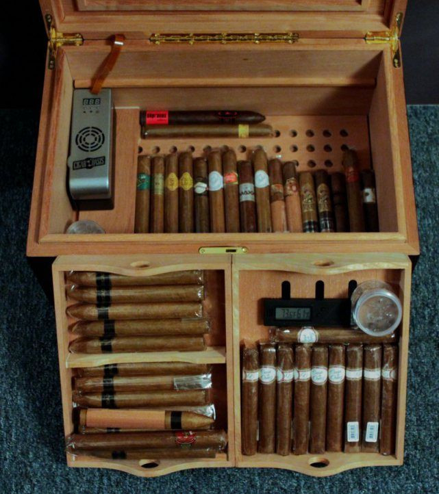 Best ideas about DIY Humidor Plans . Save or Pin Cigar Humidor Woodworking Plans WoodWorking Projects & Plans Now.
