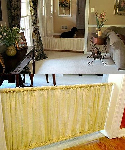 Best ideas about DIY Indoor Dog Gate . Save or Pin 849 best DIY Dog Projects images on Pinterest Now.