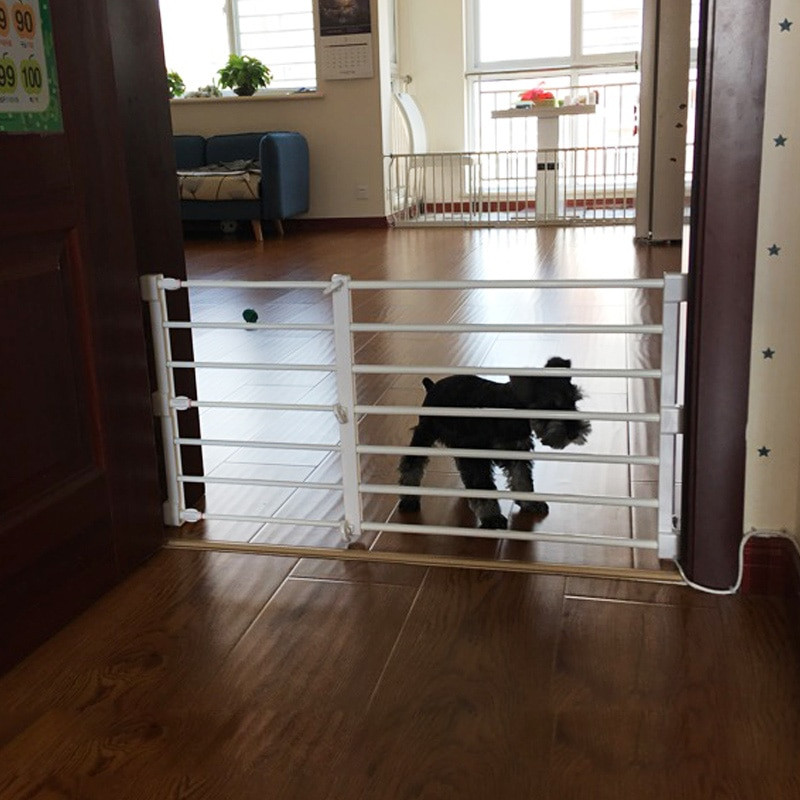 Best ideas about DIY Indoor Dog Gate . Save or Pin pawstrip DIY Dog Fence Indoor Pet Barrier for Small Dog Now.