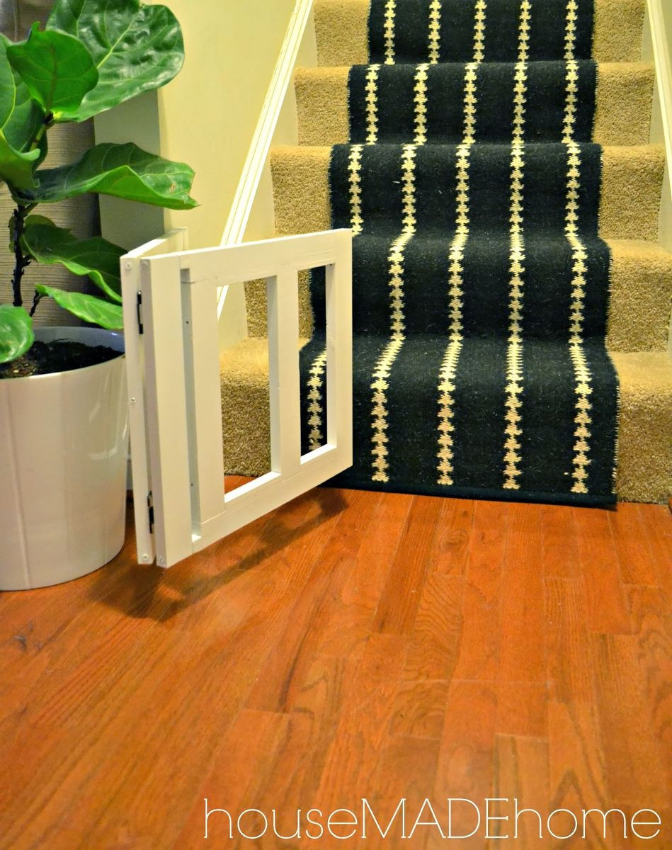 Best ideas about DIY Indoor Dog Gate . Save or Pin Hometalk Now.
