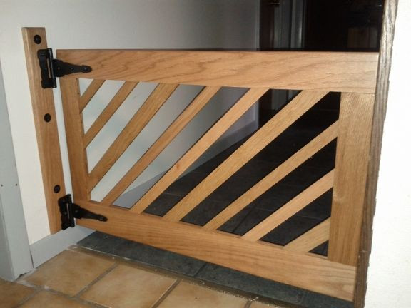 Best ideas about DIY Indoor Dog Gate . Save or Pin Pin by Kensey Turnblazer on For the Home Now.