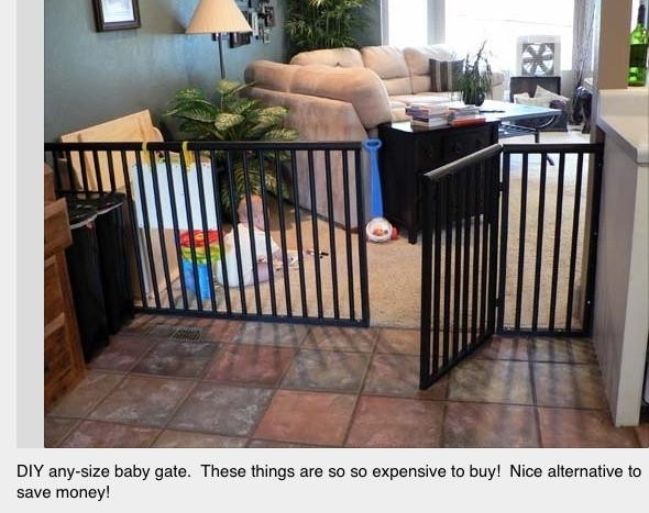 Best ideas about DIY Indoor Dog Gate . Save or Pin 12 best Indoor gates images on Pinterest Now.