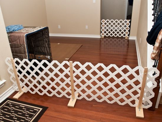 Best ideas about DIY Indoor Dog Gate . Save or Pin pvc free standing gated fence diy Google Search Now.