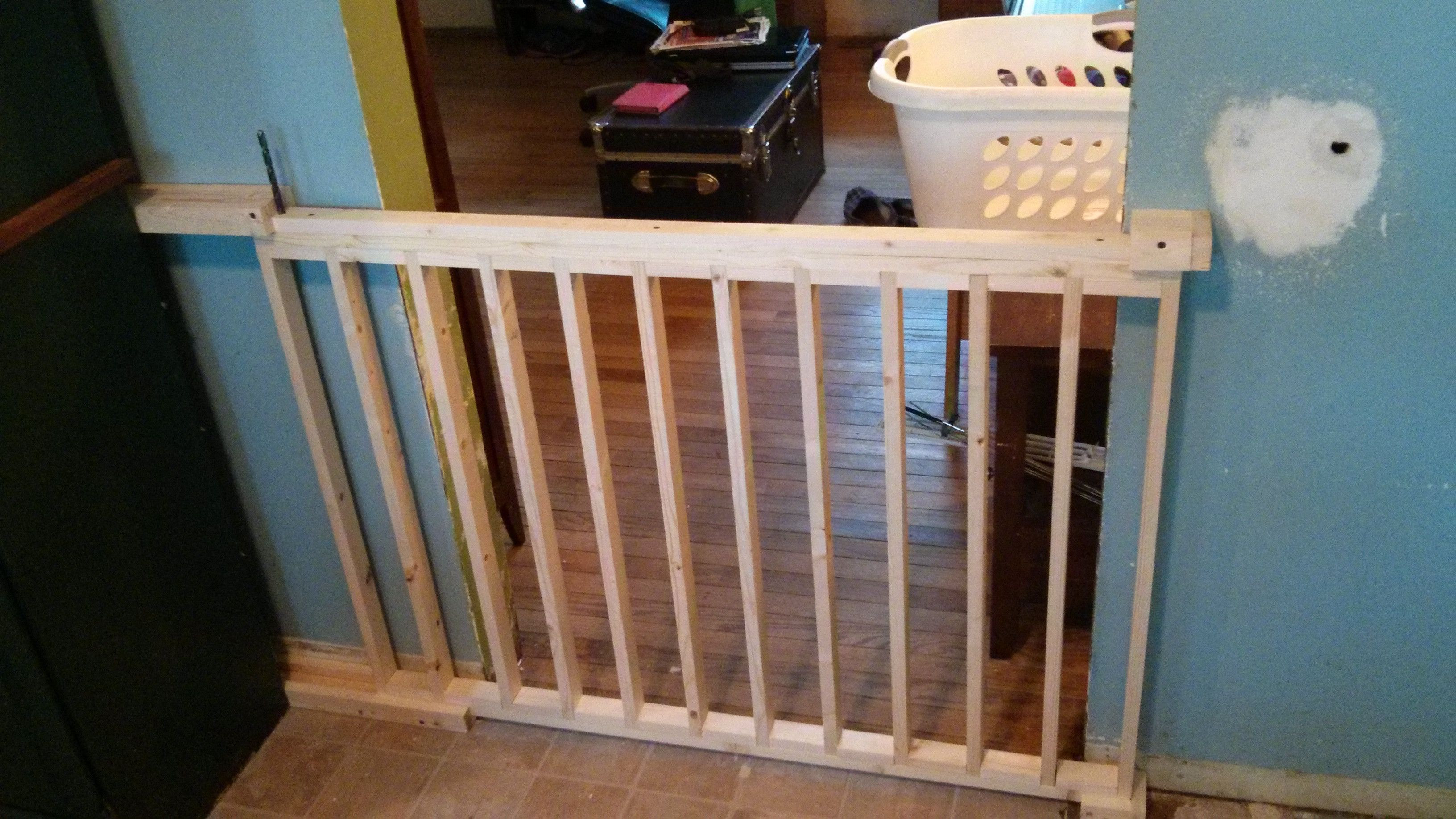 Best ideas about DIY Indoor Dog Gate . Save or Pin I built a sliding dog gate from scratch in 2019 Now.