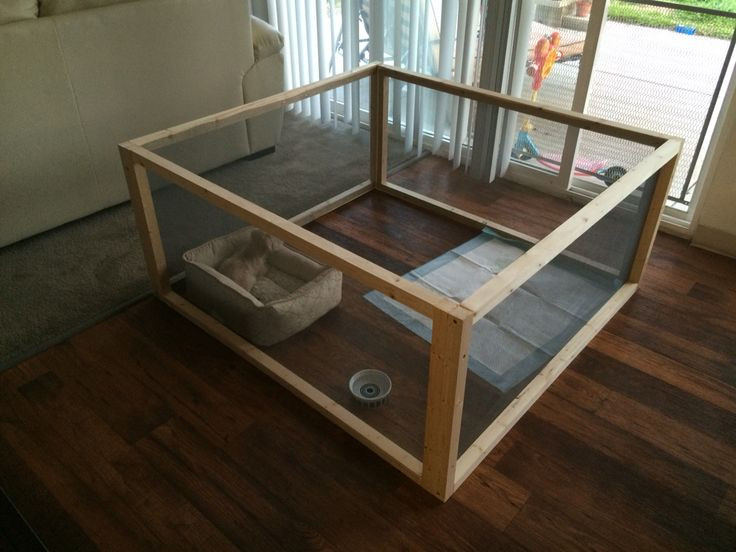 Best ideas about DIY Indoor Dog Kennel . Save or Pin Best 25 Dog pen ideas on Pinterest Now.