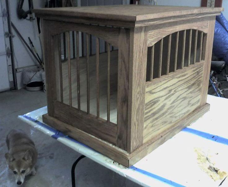 Best ideas about DIY Indoor Dog Kennel Plans . Save or Pin 1000 images about Indoor dog houses on Pinterest Now.