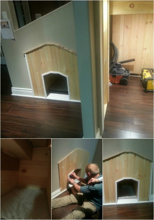 Best ideas about DIY Indoor Dog Kennel Plans . Save or Pin 15 Brilliant DIY Dog Houses With Free Plans For Your Furry Now.